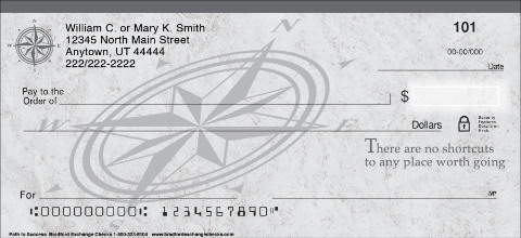 Path to Success Personal Checks