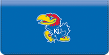 University of Kansas Checkbook Cover