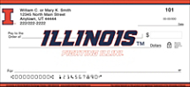 University of Illinois Personal Checks