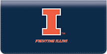 University of Illinois Checkbook Cover