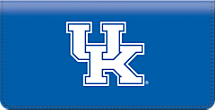 University of Kentucky Checkbook Cover