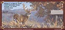 North American Wildlife Personal Checks