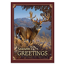 The Great Outdoors Makes For a Greater Season's Greetings