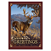 North American Wildlife Personalized Holiday Cards
