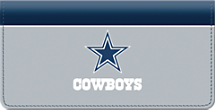 Dallas Cowboys NFL Checkbook Cover