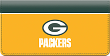 Green Bay Packers NFL Checkbook Cover