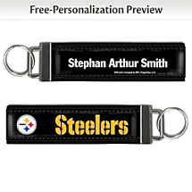 Keep Your Eye on Your Keys with Your Favorite Football Team