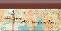 Crosses of Faith Checkbook Cover