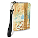 Crosses of Faith Small Wristlet Purse