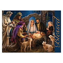 Celebrate the True Blessing of The Season with the Artwork of Dona Gelsinger