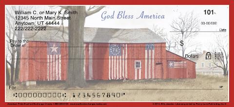 American Pride Personal Checks