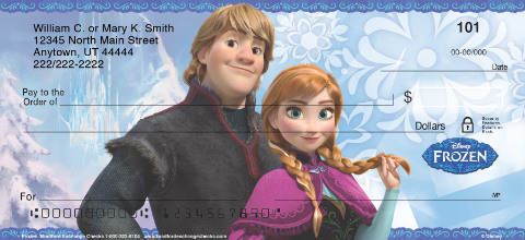 Frozen Personal Checks