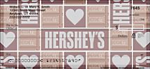 Hershey's Personal Checks
