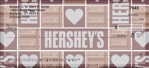 Hershey's Personal Checks