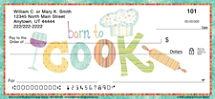 Born to Cook Personal Checks