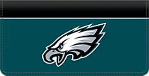 Philadelphia Eagles NFL Checkbook Cover
