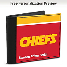 Show Your Football Team Loyalty and Keep Cards Safe with this RFID Wallet!