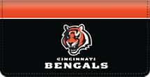 Cincinnati Bengals NFL Checkbook Cover