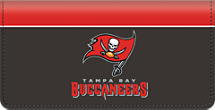 Tampa Bay Buccaneers NFL Checkbook Cover