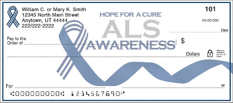 ALS Awareness Personal Checks