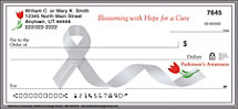 Parkinson's Awareness Personal Checks