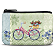 Bicycles Coin Purse