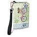 Bicycles Small Wristlet Purse