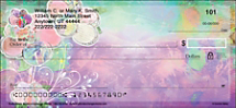 Pretty Petals Personal Checks