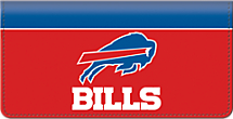 Buffalo Bills NFL Checkbook Cover