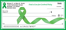 Cerebral Palsy Awareness Personal Checks
