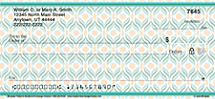 Minasian Patterns Personal Checks
