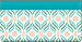 Minasian Patterns Checkbook Cover