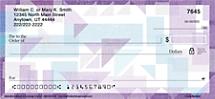 Geometrics Personal Checks