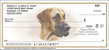 Best Breeds - Great Dane Personal Checks