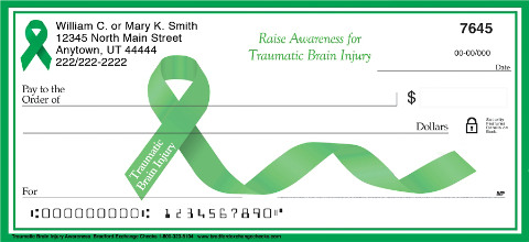 Traumatic Brain Injury Awareness Personal Checks