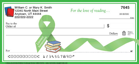 Literacy Awareness Personal Checks