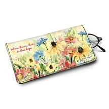 Our Freshly Picked Flower Eyeglass Case Design is the Best of the Bunch