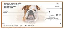 Best Breeds - Bulldog Personal Checks