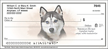 Best Breeds - Siberian Husky Personal Checks
