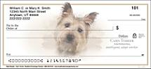 Best Breeds - Cairn Terrier Personal Check Designs