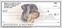 Best Breeds - Rottweiler Personal Check Designs