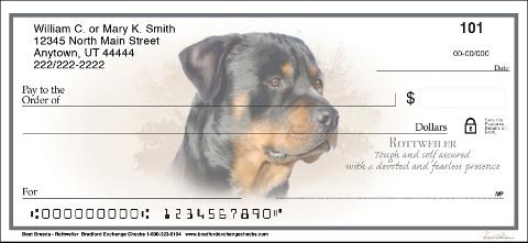 Best Dog Breeds Rottweiler Personal Checks
