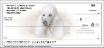 Best Breeds - Poodle Personal Checks