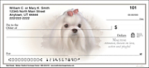 Best Breeds - Maltese Personal Check Designs
