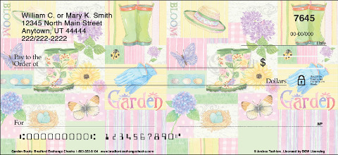 Gardening Boots Personal Checks