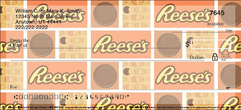 Reese's Personal Checks
