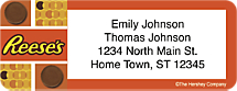 Reese's Return Address Label