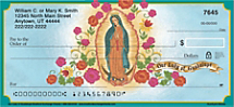 Our Lady of Guadalupe Personal Checks