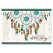 Dreamcatchers Folded Holiday Cards