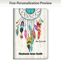 Let Ancient Legend Be Your Guide as You Populate the Pages of this Native American-Inspired Artwork Notebook